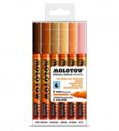 Molotow One4All Markers 2mm Character-set