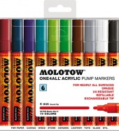 Molotow One4All Markers 4mm Basic-set2
