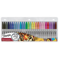 Sharpie permanent marker set van 28 stiften