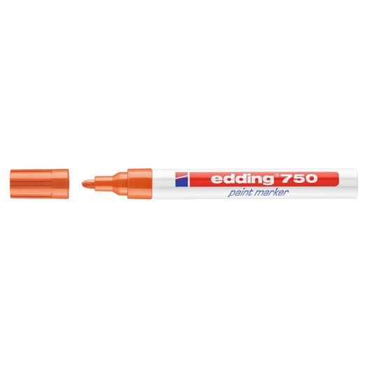 Edding 750 paint marker stift met verf vulling permanent