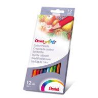 Pentel arts kleurpotloden tekenpotlood potloden kopen in potlodendoos potloden etui potloden kleur