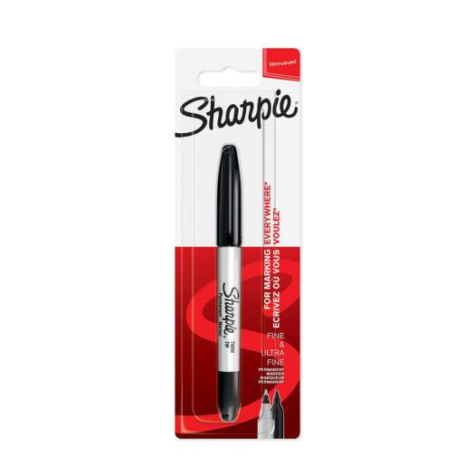 sharpie stiften kopen permanente markers sharpie twin tip black