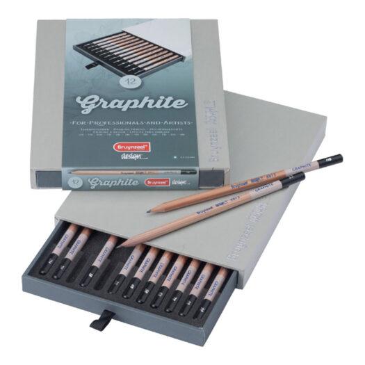 Bruynzeel potloden kopen tekenpotloden grafietpotloden in doos