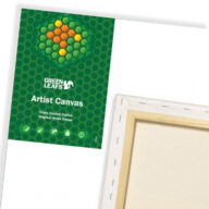 MUSEO schildersdoek kopen katoen canvas schilderij canvas doek schildersdoek goedkoop schildersdoek opspannen
