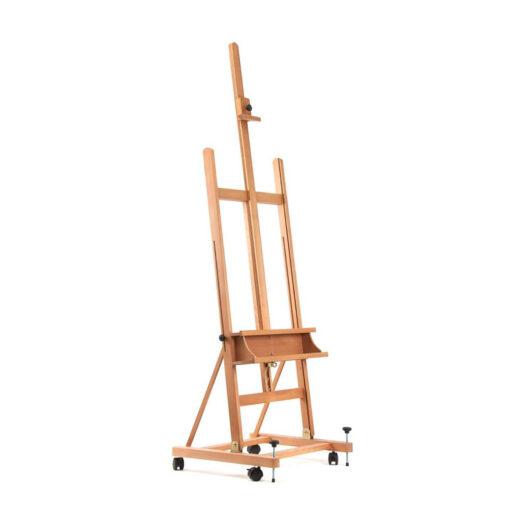 grote schildersezel kopen hout inklapbaar verstelbare schildersezel wielen veldezel